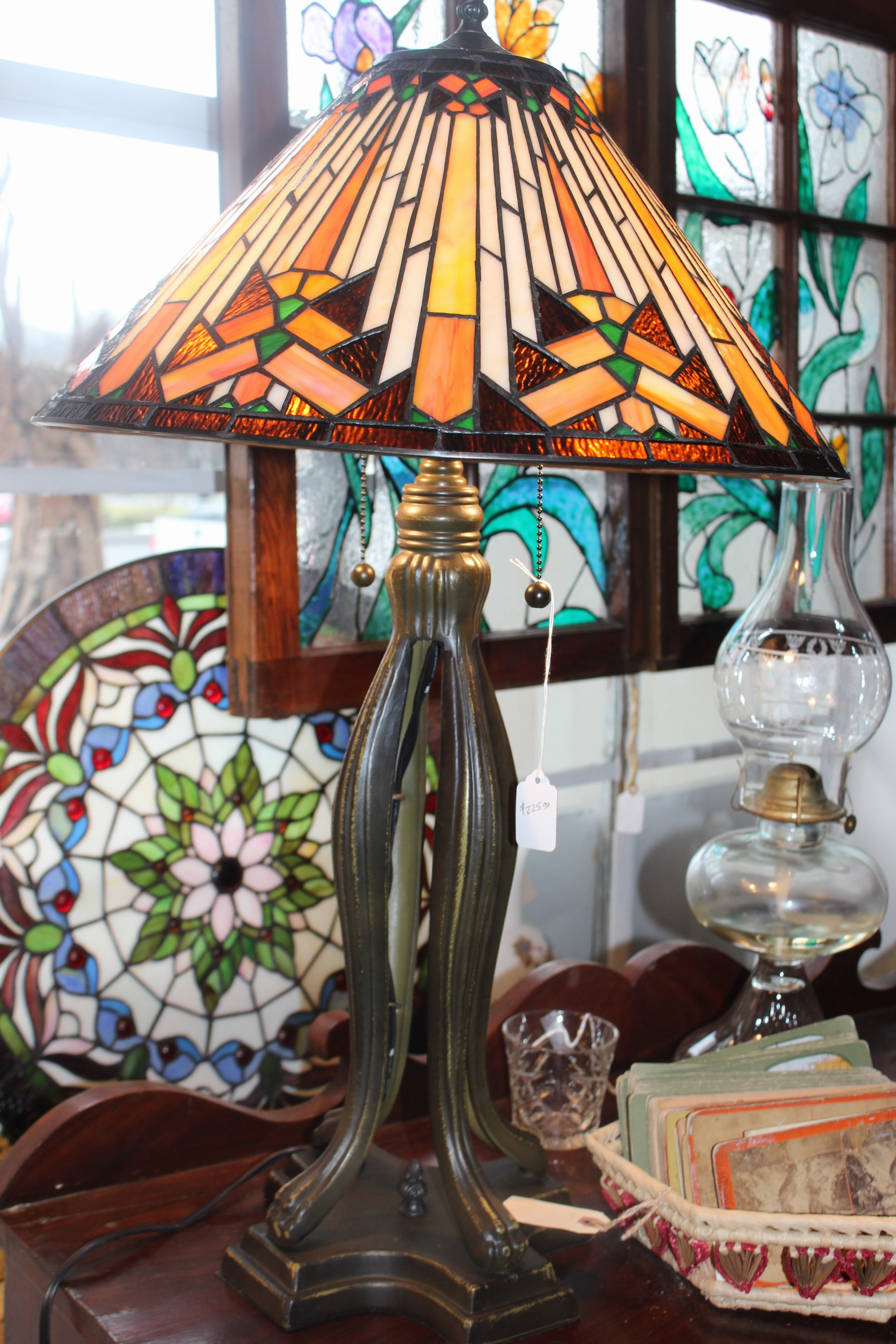 The Women Of Tiffany Lamps Gene S Trading Post